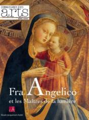 Connaissance Des Arts ; Fra Angelico Et Les Maîtres De La Lumière - Couverture - Format classique