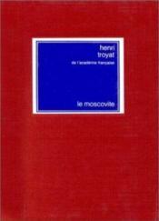 Le moscovite t1 - Couverture - Format classique
