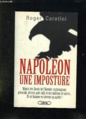 Napoleon L'Imposture - Couverture - Format classique