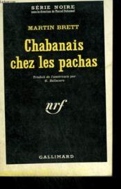 Chabanais Chez Les Pachas. Collection : Serie Noire N° 771 - Couverture - Format classique