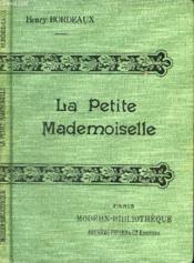 La Petite Mademoiselle. - Couverture - Format classique
