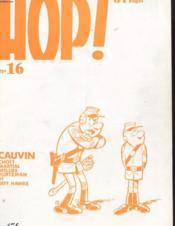 Hop N°16 - Couverture - Format classique