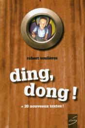 Ding, dong ! 97 clins d'oeil a raymond queneau 2e ed. revue et au - Couverture - Format classique