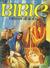 La Bible Des Enfants - Couverture - Format classique