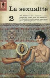 La Sexualite 2 - Couverture - Format classique