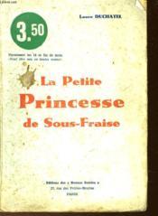 La Petite Princesse De Sous-Fraise - Couverture - Format classique