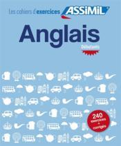 Anglais ; débutants - Couverture - Format classique