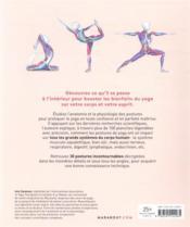 La science du yoga ; comprendre les postures pour optimiser leurs bienfaits - 4ème de couverture - Format classique