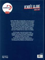 Livre officiel Vendée Globe (édition 2020/2021) - 4ème de couverture - Format classique