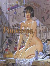 Pinocchia - Intérieur - Format classique