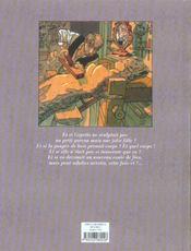 Pinocchia - 4ème de couverture - Format classique