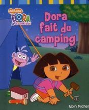 Dora fait du camping - Intérieur - Format classique