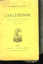 L'Arlésienne - Couverture - Format classique