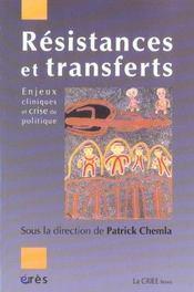 Resistances Et Transferts - Intérieur - Format classique