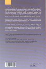 Resistances Et Transferts - 4ème de couverture - Format classique