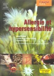 Allergie Et Hypersensibilite - Intérieur - Format classique