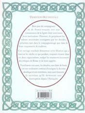 Heritage Oublie Des Druides - 4ème de couverture - Format classique
