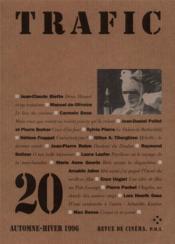 Revue Trafic N.20 - Couverture - Format classique