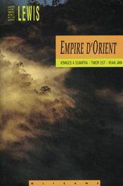 Empire d'Orient - Intérieur - Format classique