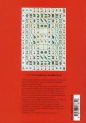 Le Mah-Jong ; traité de jeu - 4ème de couverture - Format classique