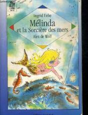 Melinda et la sorciere des mers - Couverture - Format classique