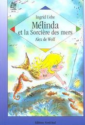 Melinda et la sorciere des mers - Intérieur - Format classique
