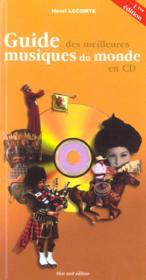 Guide Des Meilleures Musique Du Monde En Cd - Couverture - Format classique