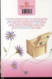 Dengeki Daisy t.5 - 4ème de couverture - Format classique