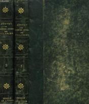 Souvenirs Intimes De La Cour Des Tuileries - Couverture - Format classique