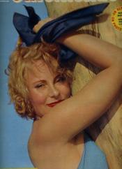CINEMONDE - 21e ANNEE - N° 987 - Le film raconté complet en couleurs: LES ORGUEILLEUX - Couverture - Format classique