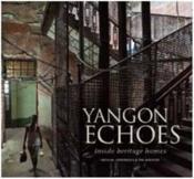 Yangon echoes - Couverture - Format classique