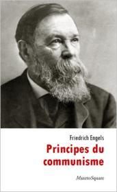 Principes du communisme - Couverture - Format classique