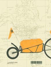 Voyage à vélo - 4ème de couverture - Format classique