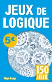 150 jeux de logique - Couverture - Format classique