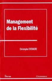 Le management de la flexibilité - Couverture - Format classique