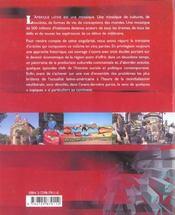 Mosaico Cultural Reperes De Culture Generale En Espagnol America Latina - 4ème de couverture - Format classique