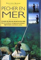 Pecher En Mer - Intérieur - Format classique