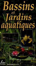 Bassins et jardins aquatiques - Couverture - Format classique