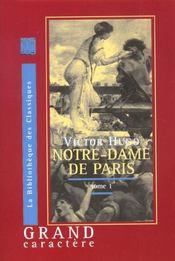 Notre-Dame de Paris t.1 - Intérieur - Format classique