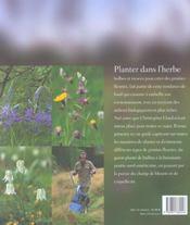 Prairies Fleuries - 4ème de couverture - Format classique