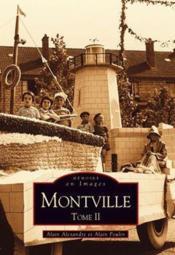 Montville t.2 - Couverture - Format classique