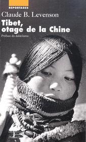 Tibet, otage de la chine - Intérieur - Format classique