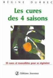 Cures des 4 saisons (les) - Couverture - Format classique