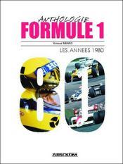 Anthologie formule 1, les annees 80 - Intérieur - Format classique