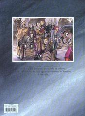 Le Chasseur D'Eclairs T.1 ; Esperance - 4ème de couverture - Format classique