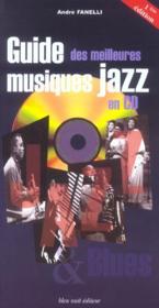 Guide des meilleures musiques jazz en cd - Couverture - Format classique