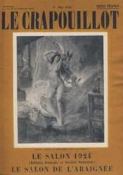 Le crapouillot / mai 1924 - Couverture - Format classique