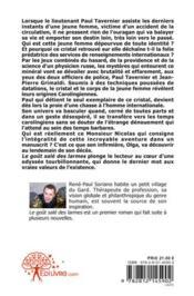 Le Gout Sale Des Larmes - 4ème de couverture - Format classique