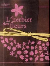 L'herbier des fleurs - Couverture - Format classique