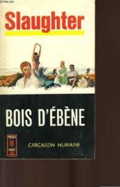 Bois D'Ebene - The Golden Isle - Couverture - Format classique
